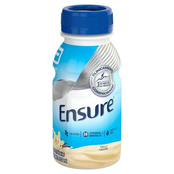 ENSURE VAINILLA SINGLE 237 ML