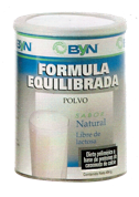BYN FORMULA EQUILIBRADA 454 GR VAINILLA
