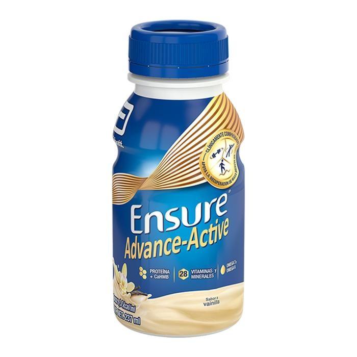 Ensure Advance Active Vainilla 237 ml