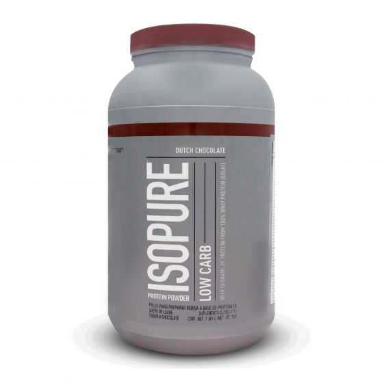 ISOPURE LOW CARB 454GR CHOCOLATE