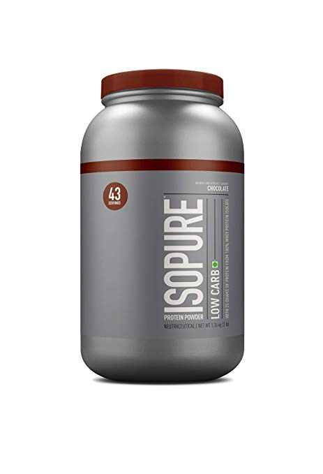 ISOPURE LOW CARB CHOCOLATE 1.36KG