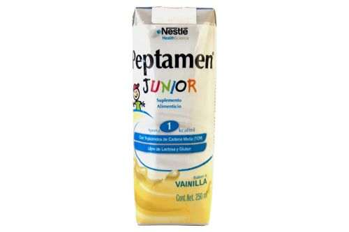 PEPTAMEN JUNIOR VAINILLA 250 ML