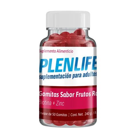 PLENLIFE BIOTINA + ZINC