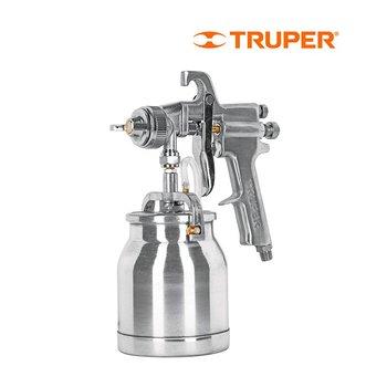 Pistola de Succión para Pintar Serie 3000 Truper