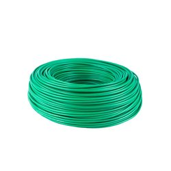 Cable THW Calibre 14 Verde 100 m