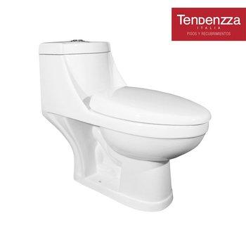 Sanitario Una Pieza Toscana Tendenzza Blanco