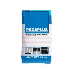 Adhesivo Pegaplus Blanco 20 kg