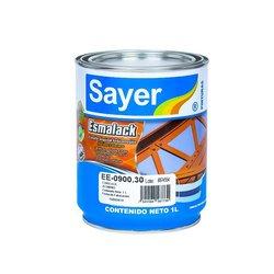 Esmalte Anticorrosivo Sayer Aluminio 1 Lt