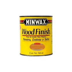 Mancha Aceite Wood Finish Minwax Early American 1 Lt