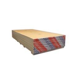 Panel Yeso Resistente Fuego Humedad RF RH 5/8 pulg