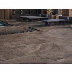 Piso porcelánico Covalia Daltile 59x118 cm rectificado Moka