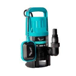 Bomba Sumergible 1HP agua limpia y turbia 127 V