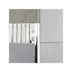 Uniperfil Novocanto marca Emac 1 cm x 2.50 m Plata Espejo
