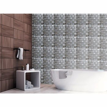 Malla Monterrey marca Tiles 2000 30 x 30 cm