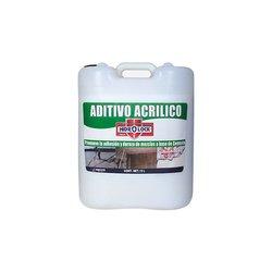 Adhesivo Adherente Aditivo Acrílico Hidrolock 19 Lt