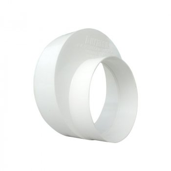 Reducción PVC Bushing Sanitario 4 x 2 100 x 50 mm