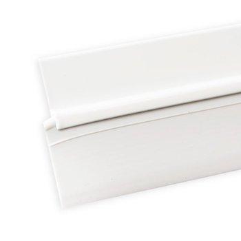 Guarda Polvo Aluminio Blanco 1 m
