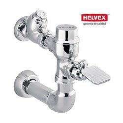 Fluxómetro WC Pedal Expuesto Helvex 310-WC-4.8