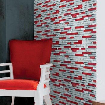 Malla Italia Rojo 30 x 30 cm Cenezzia