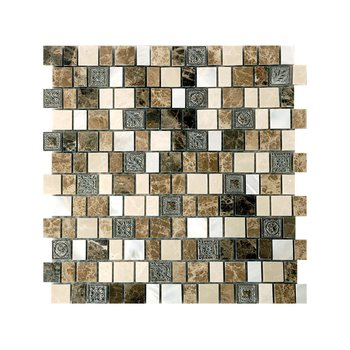 Malla Nisdao marca Tiles 2000 29.4 x 30 cm