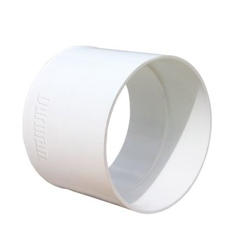 Cople PVC Sanitario 1½ pulg