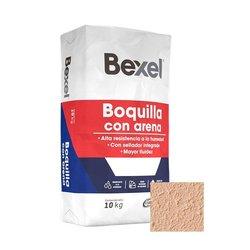 Boquilla con Arena Bexel Caoba 10 kg