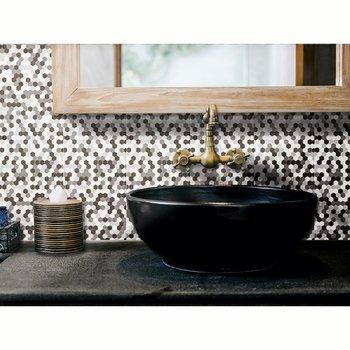 Muro Ceramico Daltile 20 x 60 cm Oxford Shades Moxaic