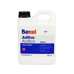 Aditivo Acrílico Bexel Adexel 1 Lt