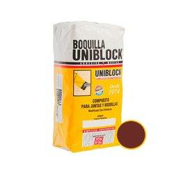 Boquilla con Arena Uniblock 10 kg Chocolate
