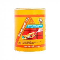 Repelente Agua Sikaguard 70 3.12 kg