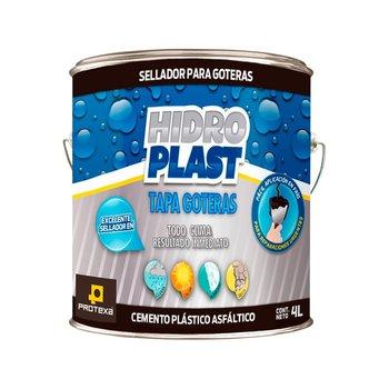 Cemento Plástico Asfáltico Hidroplast Protexa 4 l