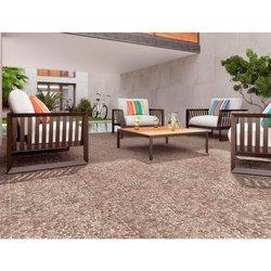 Piso Yukón Vitromex 55.5 x 55.5 cm White