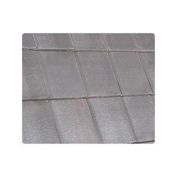 Teja Concreto Windsor Pizarra 44 x 33 cm Plomo
