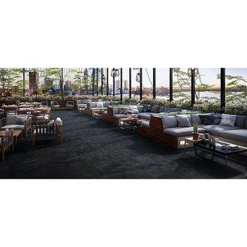 Piso Kendo Daltile 45 x 90 cm rectificado Gray ZKN2R