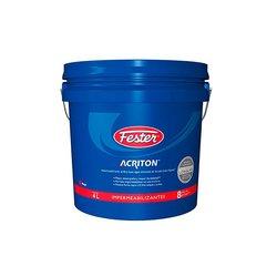 Cemento Acrílico Fester Acriton 4 Lt