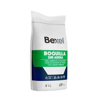 Boquilla sin Arena Azulejero Blanco 5 kg