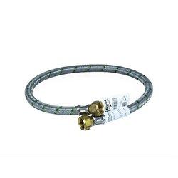 Conector Flexible Rugo Gas 3/8 x 3/8 x 0.60 m