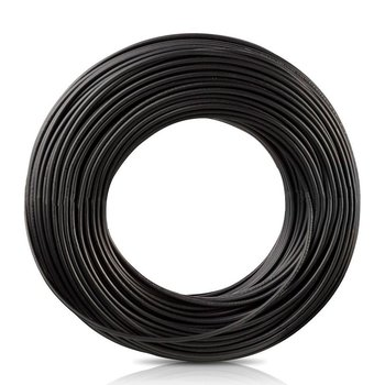 Cable THW Calibre 10 Negro 100 m
