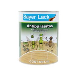 Antiparásitos Madera marca Sayer Lt