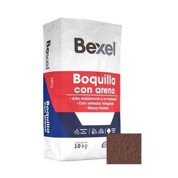 Boquilla con Arena Bexel Chocolate 10 kg