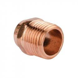 Conector Cobre Rosca Exterior 32 mm