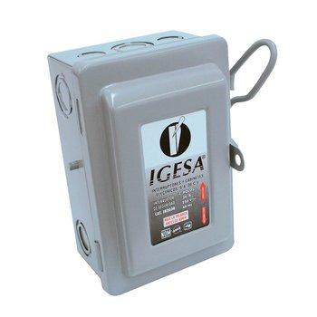 Interruptor Seguridad 2 Polos Igesa