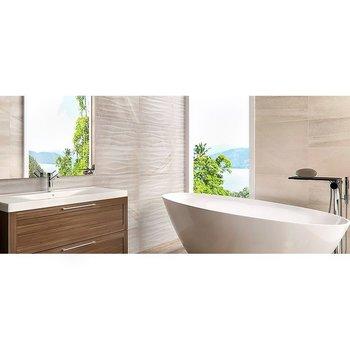 Muro Oslo Liso Daltile 30 x 60 cm Sand ZOO2