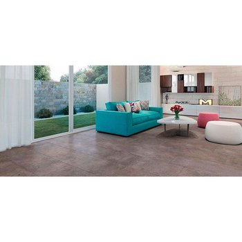 Piso Kendo Daltile 45 x 90 cm Dark Rect ZKN3R