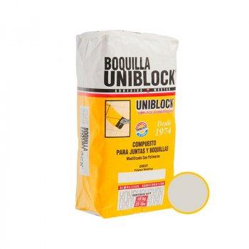 Boquilla con Arena Uniblock 10 kg Almendra