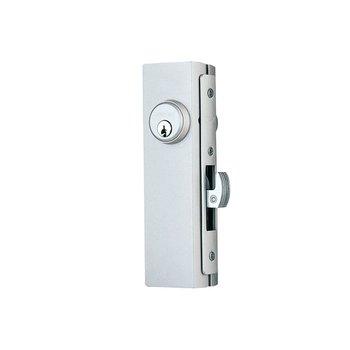 Cerradura Embutir 535 Phillips Gancho Aluminio Natural