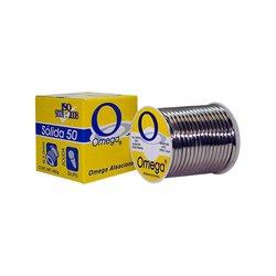 Soldadura Estaño Solida Omega 50 50 450 gr 3 mm