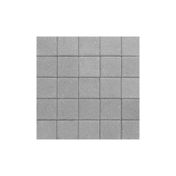 Adoquín Plaza Mextile 15 x 15 x 6 cm Gris Plomo