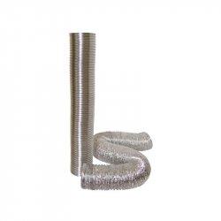 Ducto Aluminio Flexible Extracción 10.2 x 24.3 cm Coflex