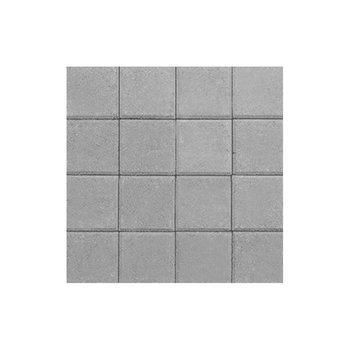 Adoquín Plaza Mextile 20 x 20 x 6 cm Gris Plomo